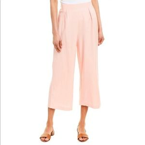 Charlie Holiday Elle linen pants size 4 NWT